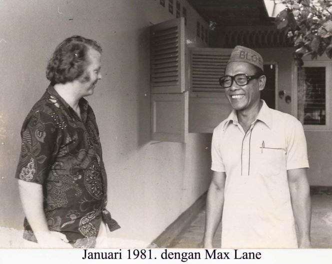 Max and Pramoedya 1981